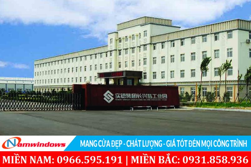 Nhà máy sản xuất tập đoàn Shide Group