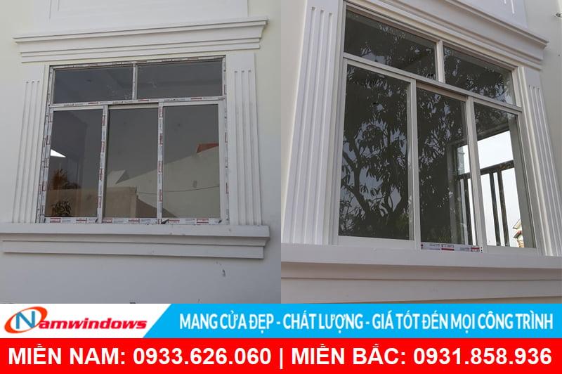 Cửa sổ lùa 3 cánh