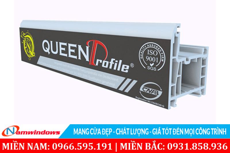 Thanh nhựa uPVC của Queen Việt