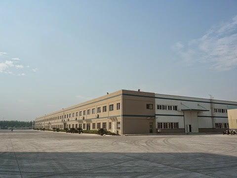 Nhà Máy Sản Xuất Thanh Nhựa Kinbon Profile