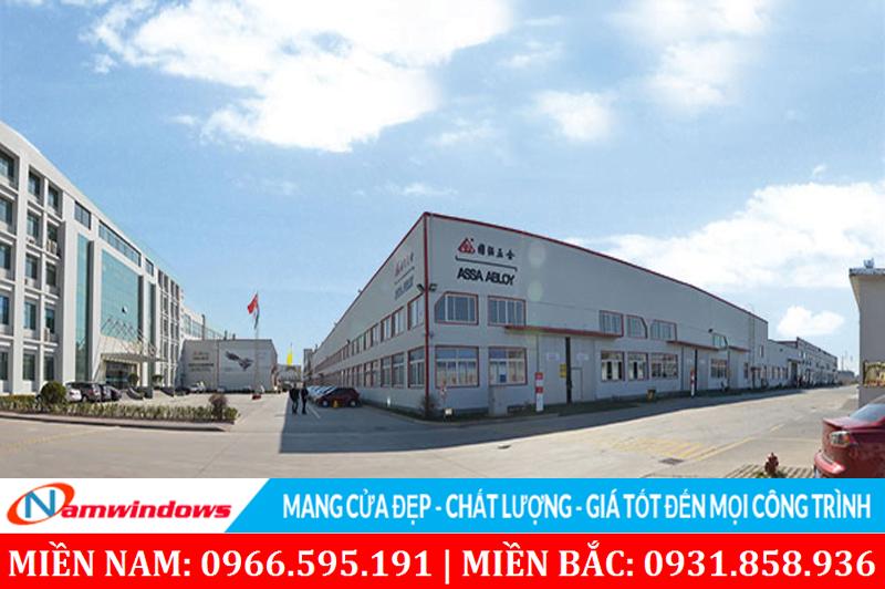 Hình ảnh nhà máy sản xuất phụ kiện GQ tại Trung Quốc