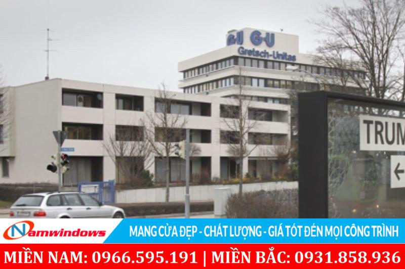 Nhà máy sản xuất phụ kiện GU