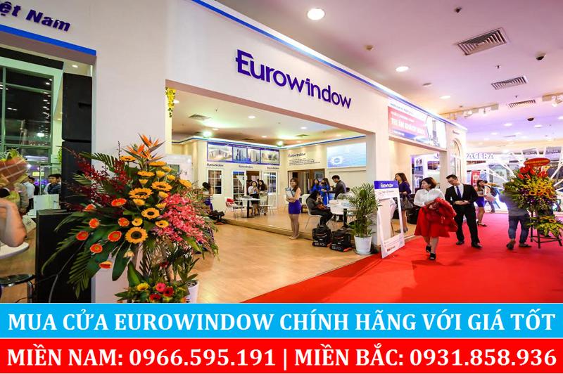 Công ty cửa Eurowindow