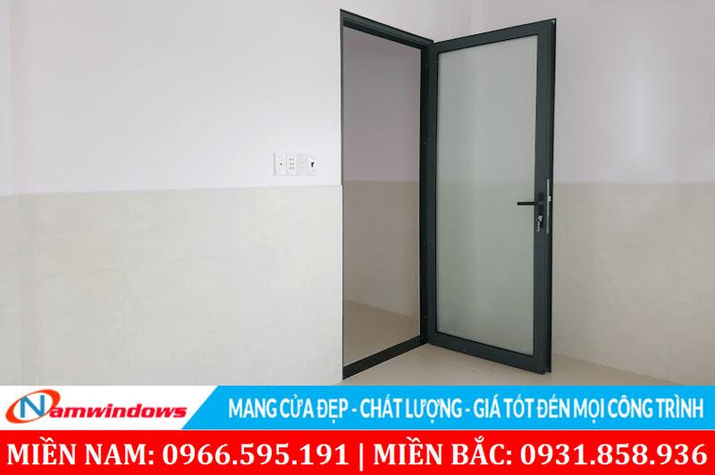 Hình ảnh một bộ cửa nhôm Xingfa