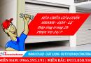 Dịch Vụ Sửa Chữa Cửa Cuốn 24/7 Tại TP HCM | Có Bảng Giá