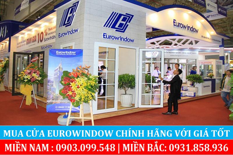 Một địa chỉ đại lý cửa hàng Eurowindow tại Hồ Chí Minh