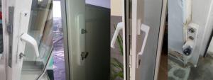 Cửa nhựa dành cho nhà vệ sinh phòng tắm