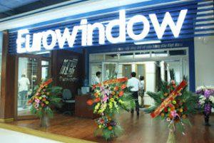 Mẫu Cửa Và Báo Giá Cửa Nhôm Kính Eurowindow Năm 2018