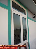 Thanh Lý Cửa Nhựa Lõi Thép Window Còn Mới 100% Với Giá Rẻ
