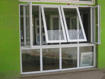 cửa sổ nhôm kính cao cấp