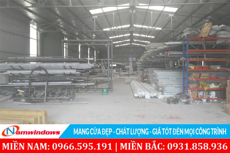 Nhà máy sản xuất cửa