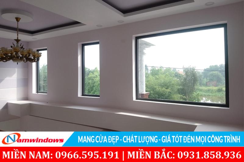 Vách kính Xingfa cho ô cửa sổ