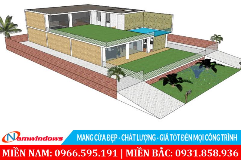 Phần mềm thiết kế nhà và nội thất 3D