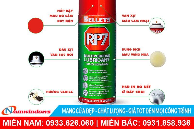 Bình xịt chống rỉ sét RP7