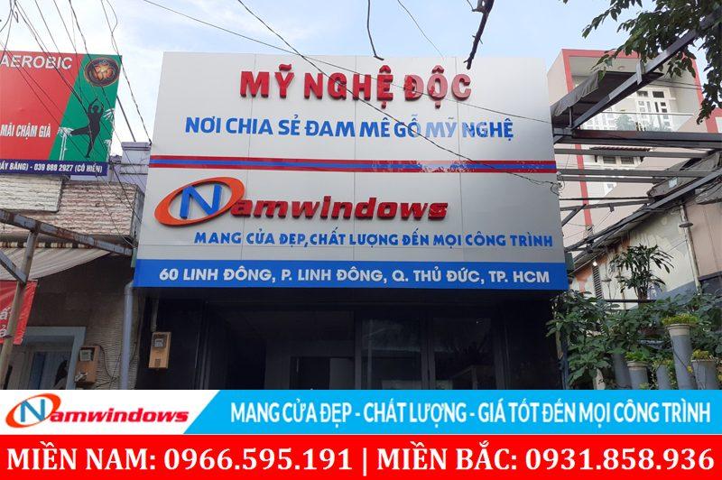 Showroom 60 Linh Đông