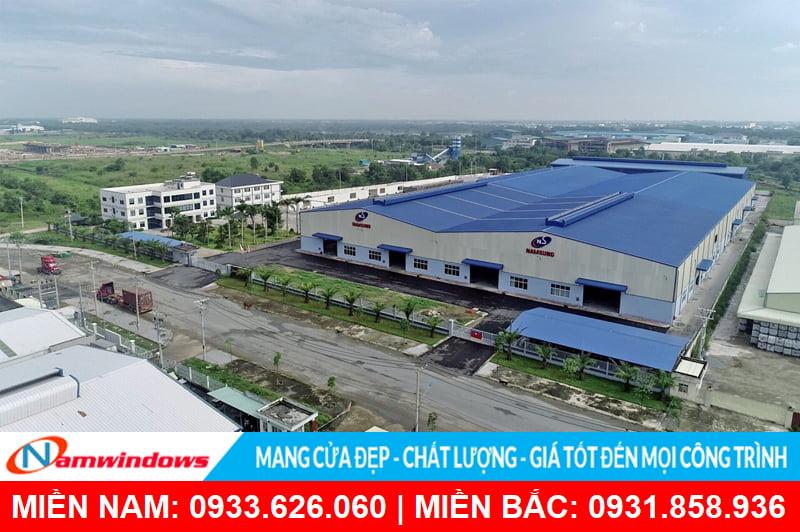Nhà máy Nhôm Nam Sung