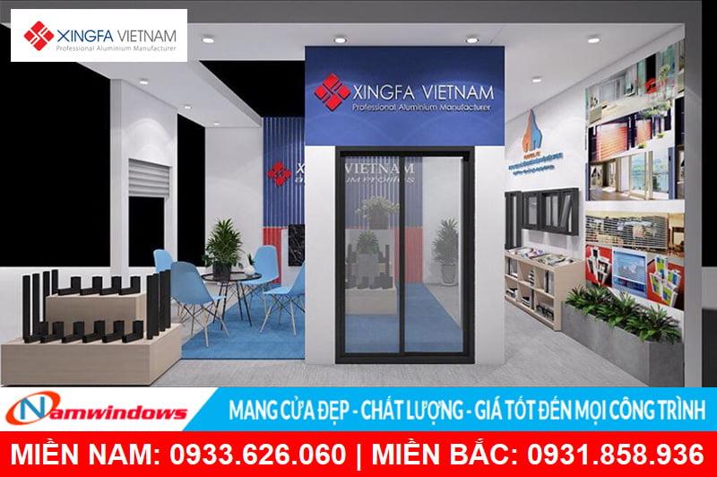 Công ty nhôm xingfa Việt Nam