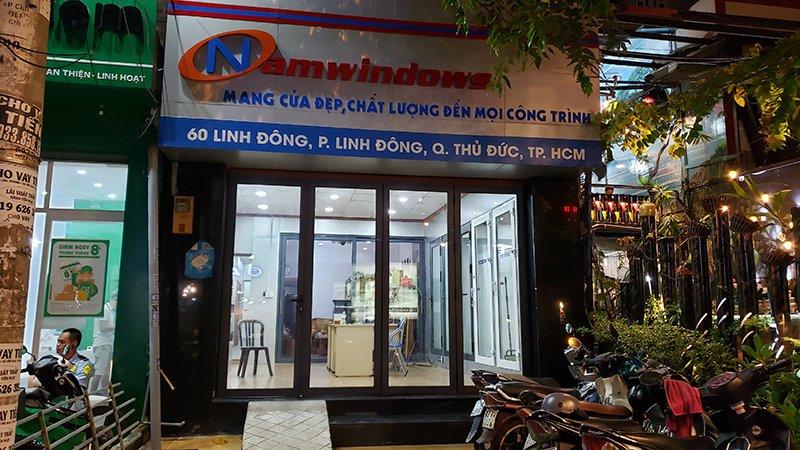 Showroom Linh Đông