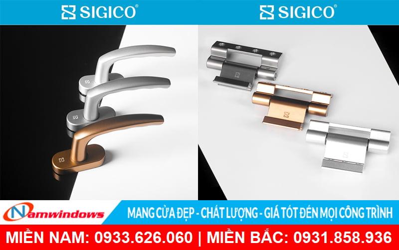 Phụ kiện cửa sổ hãng SIGICO