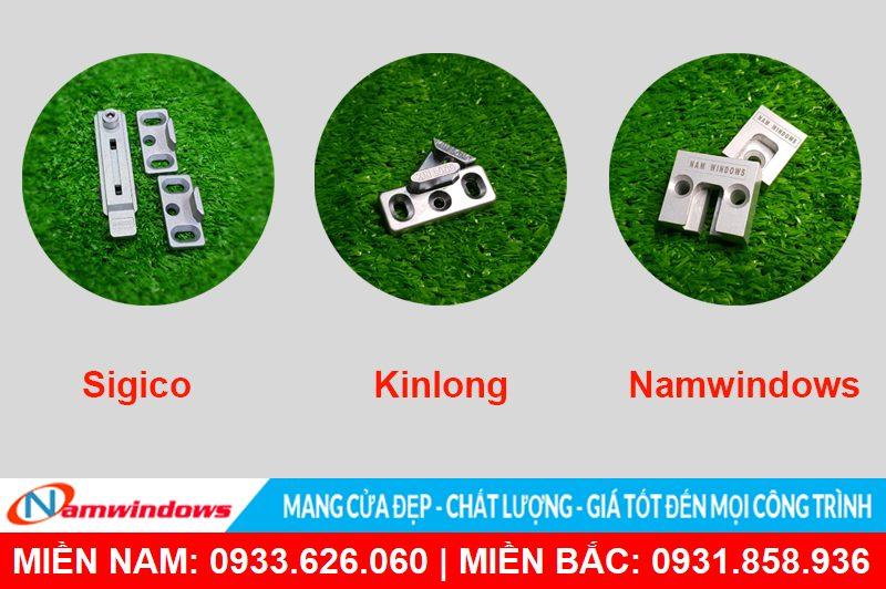 Vấu an toàn Namwindows đồng bộ Xingfa và chất lượng hơn so với các hãng khác