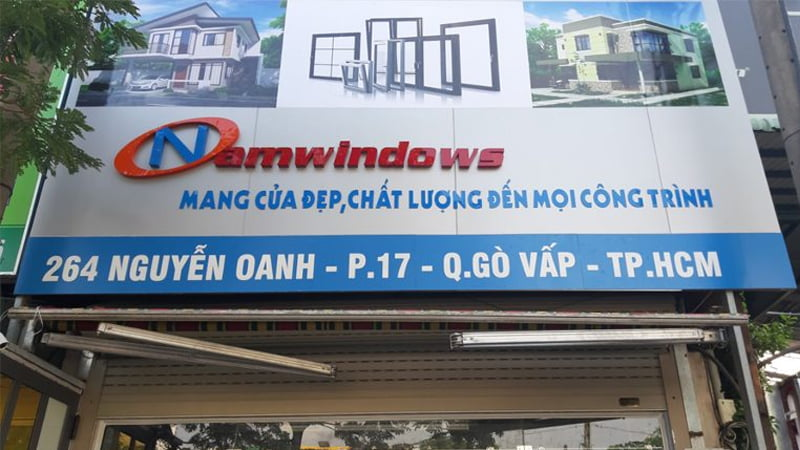 Showroom Nguyễn Oanh