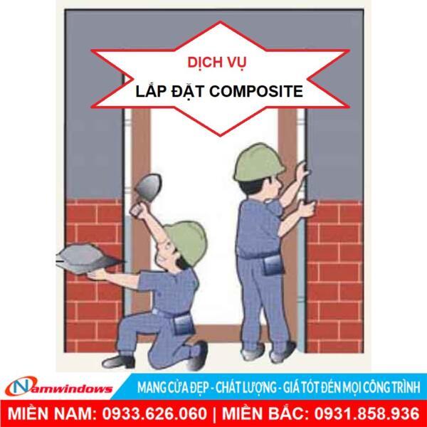 Dịch vụ lắp đặt Composite