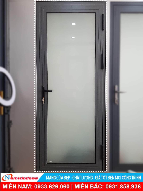 Hình ảnh mẫu cửa nhôm Xingfa dòng phổ thông Namwindows