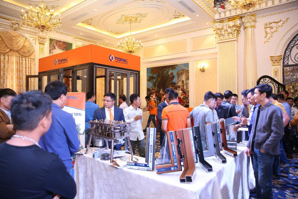 Cửa nhôm Topal tập đoàn Austdoor (Việt Nam)