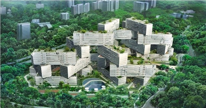 Những căn chung cư đẹp nhất thế giới